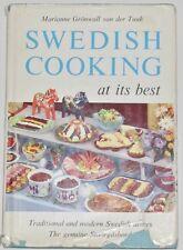 B000K0AMSA Swedish Cooking at Its Best