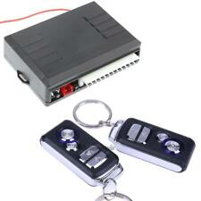 Universal Car Remote Control Central Door Lock Keyless Entry Alarm System+Wires