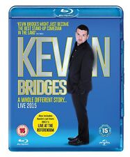 Kevin Bridges Live: A Whole Different Story [Blu-ray] [2015]Brand new and sealed