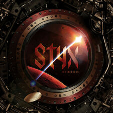 Styx - The Mission (CD Standard Jewel Case Edition)