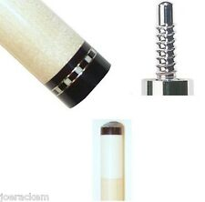 30% OFF Lucasi Pool Cue Shaft - Radial - 13mm - LXS-RCR - LXS-R Triangle Tip
