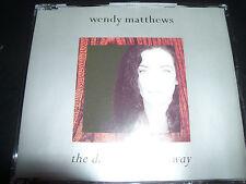 Wendy Matthews The Day You Went Away Australian CD Single