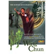 WING CHUN - THE SCIENCE OF IN-FIGHTING DVD