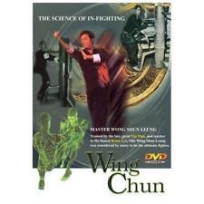 Wing Chun - The Science of In-Fighting, Wong Shun Leung DVD