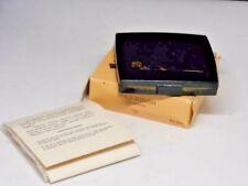 Vintage Lancome Powder 0033 mat, ко�метика пудра Лан�оме , see photos
