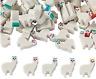 Pack of 24 - Mini Llama Rubber Erasers - Teacher Rewards