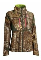 Under Armour ColdGear Infrared Scent Control Camo Hunting Jacket Size Small $199