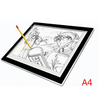 Art A4 LED Touch Write Graphics Tablet Display Tracing Pad Drawing Stencil Board