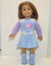 American Girl Doll 2008 Just Like You Truly Me Jly #28 Short Brown Hair & Eyes