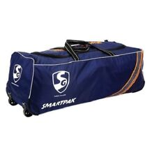 Sg Smartpak Cricket Kit Bag with Wheels 100% Original Brand Best Quality