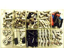 Lego Technik Einzelteile wie Pin's-Stopper,Zahnräder,Gelenke usw. ca 200 g