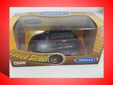 FIAT NUOVA 500 NERA SCALA 1/43 WELLY FASSI NUOVA IN SCATOLA! FONDO DI MAGAZZINO.