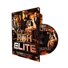 Official ROH Ring of Honor - The Elite 2017 Event DVD