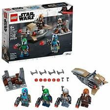 LEGO Star Wars Mandalorian Battle Pack 75267 Mandalorian Shock Troopers and S...