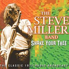 STEVE MILLER BAND New Sealed PREVIOUSLY UNRELEASED LIVE 1973 CONCERT CD
