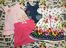 ALOHAGirls Mixed Clothing Lot, Size 18-24 Months, Cute Dresses & Top, Overalls