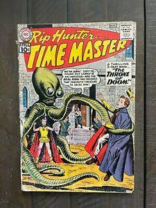 Rip Hunter Time Master #3-Aug 1961-DC-Silver Age Sci Fi Super Hero!