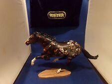 Breyer Traditional-Smarty Jones-Tempest-Connoisseur Srs -350 Pcs- RARE!-MINT!