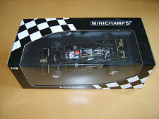 MINICHAMPS LOTUS 79 Mario Andretti champion du monde 1978 F1 Neuf 100780005
