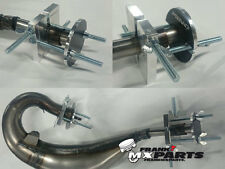 2-Takt Auspuff Reparatur Kit / Yamaha YZ 125 250 490 Birnen ausbiegen ausbeulen
