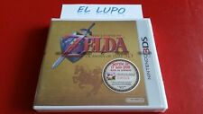 THE LEGEND OF ZELDA BOITIER OCARINA OF TIME 3D NINTENDO 3DS NEUF SOUS BLISTER