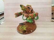 Warhammer Chaos Space Marine Death Guard Forgefiend Nurgle Daemon Engine