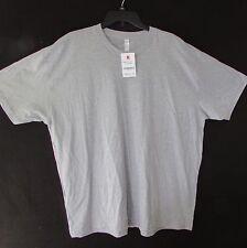 American Apparel Gray Short Sleeve Blank Tee Shirt T-shirt KMart NWT 2XL New