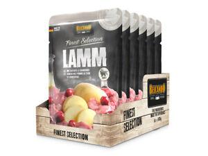 (7,97€/kg)   Belcando Lamm mit Kartoffel & Cranberries 6 x 300 g Frischebeutel F