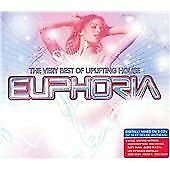 The Very Best of Uplifting House Euphoria CD 3 discs (2005) Fast and FREE P & P