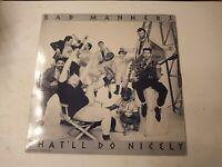 """Bad Manners – That'll Do Nicely - 12"""" Vinyl Single 1983 Promo"""