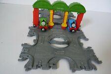 Knapford Station + Thomas & Percy Take n Play - Thomas & Friends - Fisher-Price