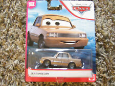 DISNEYPIXAR CARS 3 JEN TANSEDAN THE COTTER PIN SERIES NEW CARD