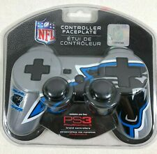 Carolina Panthers NFL PS3 PLaystation 3 Controller Faceplate Cover by Mad Catz