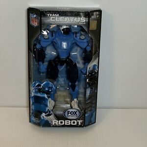 """Tennessee Titans Team Cleatus Fox 10"""" Robot New IN BOX"""