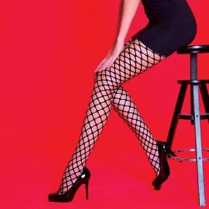 Silky  WHALE Net Tights Ladies Girls Sexy Ultra Hot Pantyhose Fancy Dress
