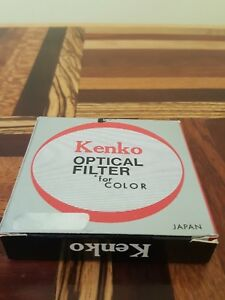 Kenko Optical Filter for Color 62.0mm Skylight 1B New Old Stock