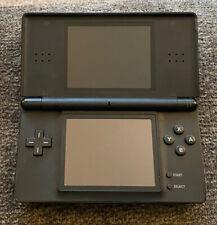 Nintendo DS Lite Handheld Console - Onyx Black WORKS Not Refurbished