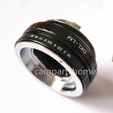 Voigtlander Retina DKL Lens To Leica M LM Adapter M5 M6 M7 M8 M9 M9-P M-E 240