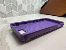 Body Glove Purple Snap-On Hard Case Cover for Motorola Droid Razr Maxx HD XT926
