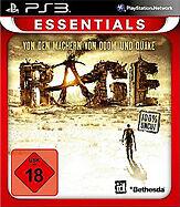 Rage para PlayStation 3 ps3 | 100% UNCUT | mercancía nueva | DT.