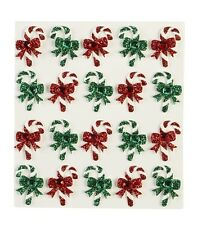 Jolee's Christmas Stickers - Candy Cane Repeats #741
