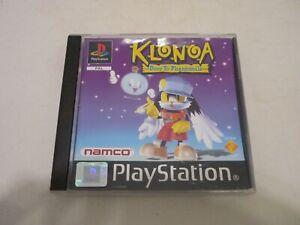 Klonoa - Playstation 1 / PS1 Spiel