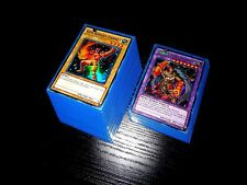 Yugioh Complete Gem-Knight Deck! Brilliant Diamond Garnet Prisma **HOT** + Bonus