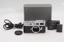 Leica M8.2 - 10.3MP Rangefinder Digital Camera Body                         #687