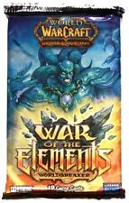 Warcraft * War of the Elements - Booster Pack x 1 * Wow - Savage Raptor loot?