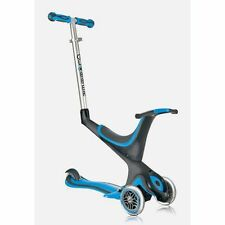 Globber My Free Kids 5 in 1 Kinder Kickboard Scooter blau
