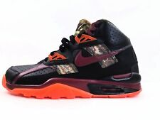 NEW Nike Air Trainer SC Black Crimson Duck Size 12 685151 001