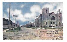 """Winnipeg, Mb"". - Ralph Connor's Church"