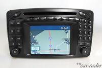 Original Mercedes Comand 2.0 E/Head Unit W463 G-Klasse Navigationssystem Radio