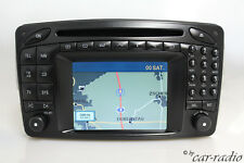 Original Mercedes Comand 2.0 E/Head Unit W463 G-Klasse Navigationssystem Radio